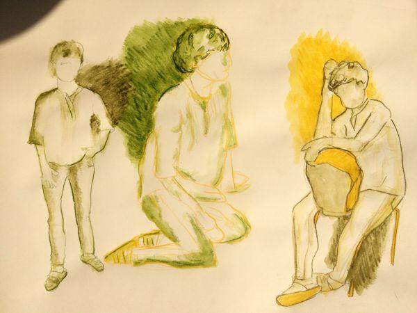 Beispiel Zeichnen Teilnehmerin4