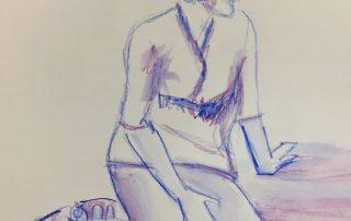 Beispiel Zeichnen Teilnehmerin5