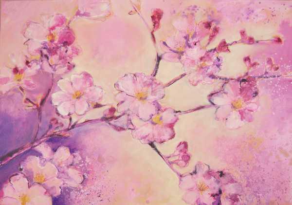 Apfelblüte_70x100_2020