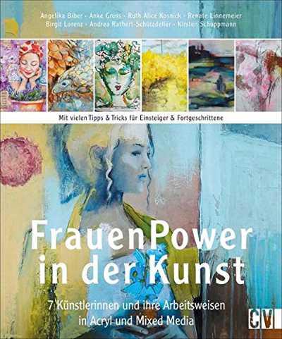 Frauen Power Cover
